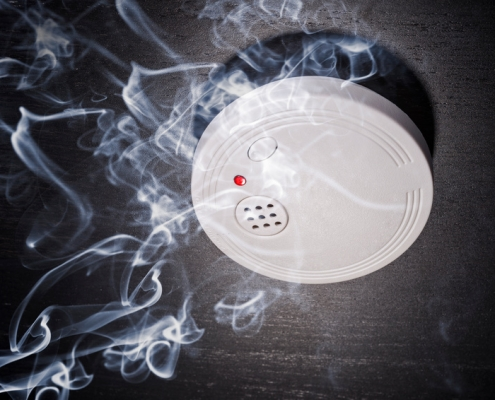 Brandwarnanlage nach DIN VDE 0826-2