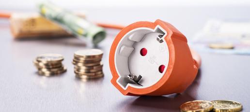 Energiekosteneinsparung